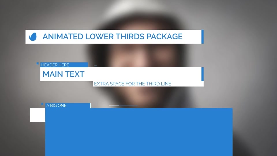 Broadcast Lower Thirds Videohive 9074642 After Effects Image 5