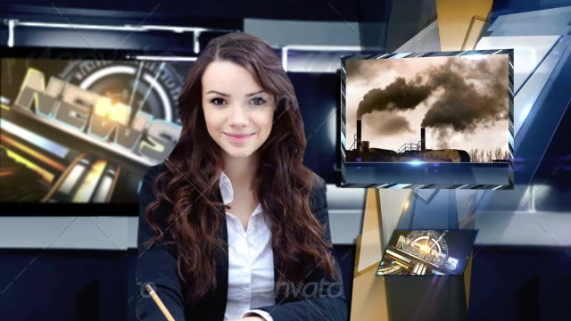 Broadcast News 5 - Download Videohive 7598435