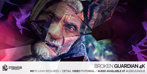 Broken Guardian 4K - Download Videohive 19315205