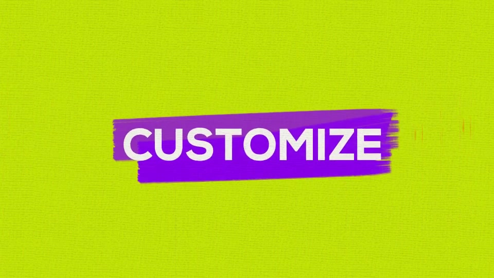 Brush Typography Promo - Download Videohive 22314276