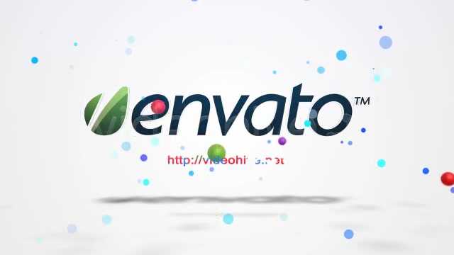 Bubble Logo Intro - Download Videohive 2635687
