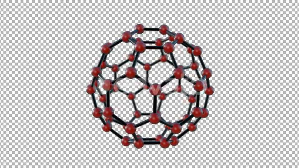 Bucky Ball Molecule - Download Videohive 22033811