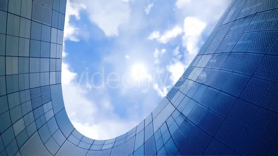 Business City and Sky Sunny - Download Videohive 19539017