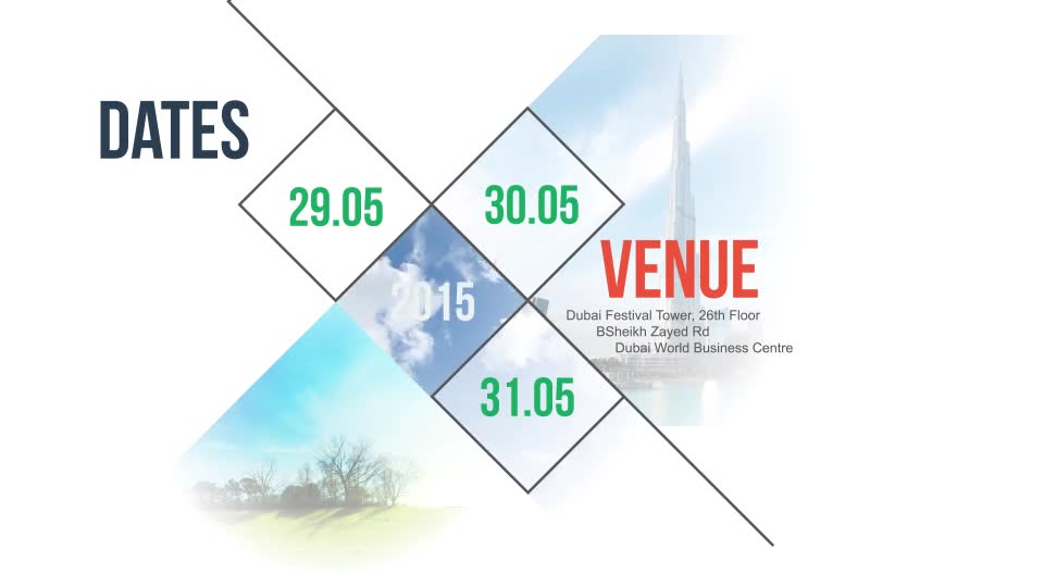 Business Event 2.0 - Download Videohive 11452516