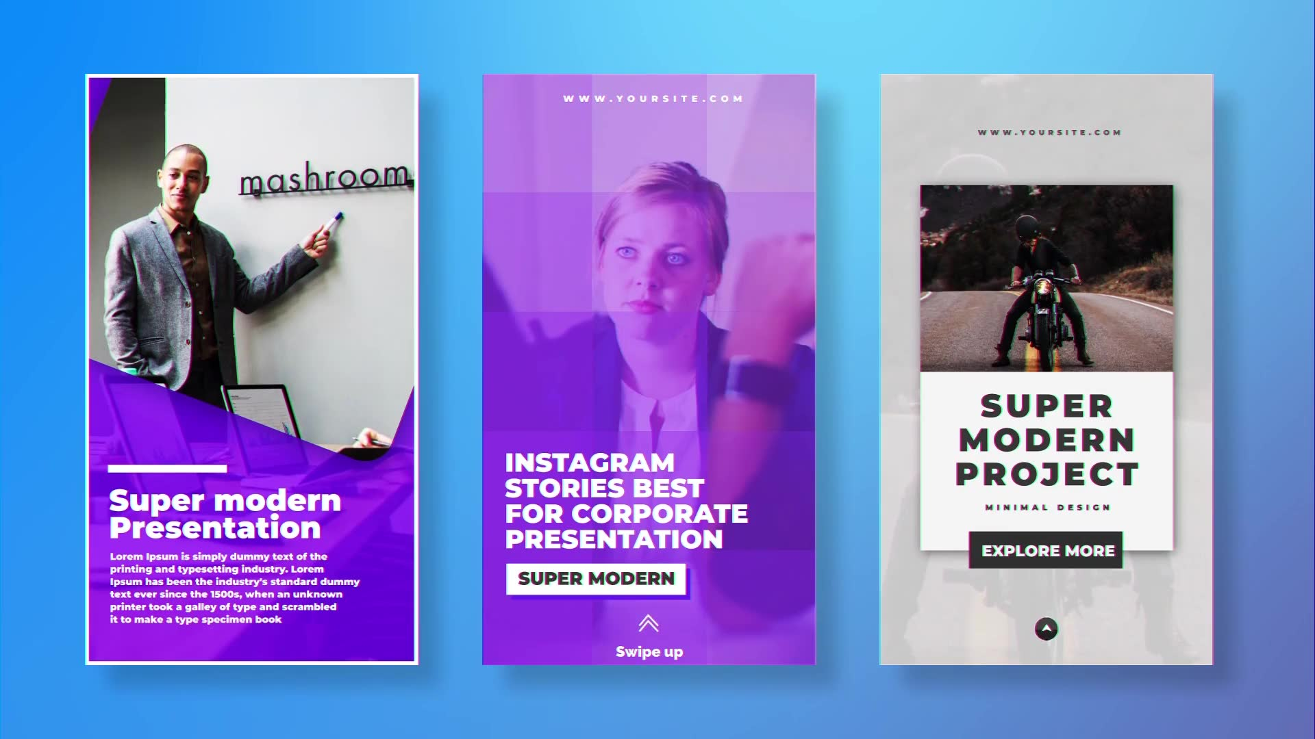 Business Instagram Stories - Download Videohive 23042927