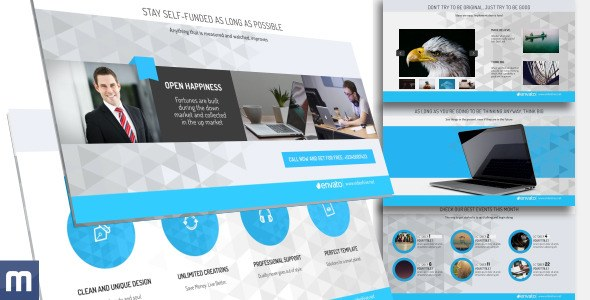 Business Planning Clean Presentation - Download Videohive 11314088