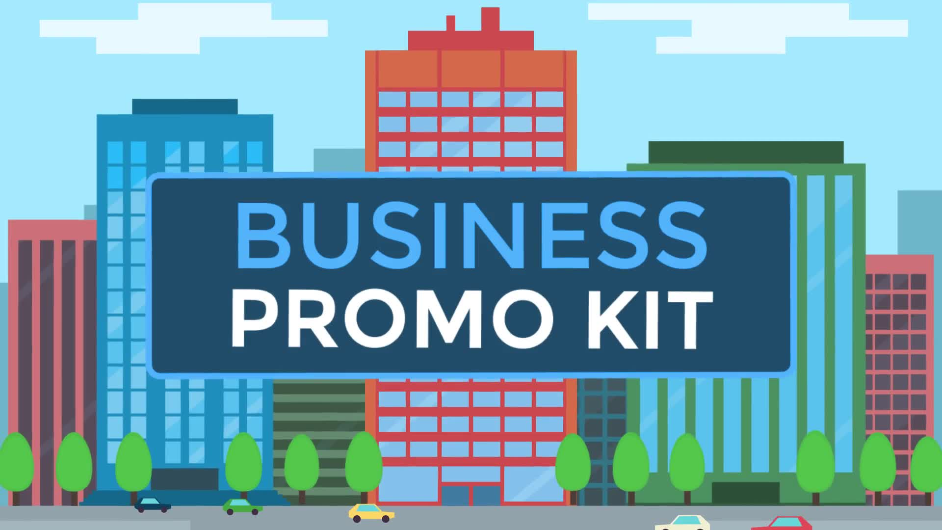 Business Promo Kit - Download Videohive 17090944