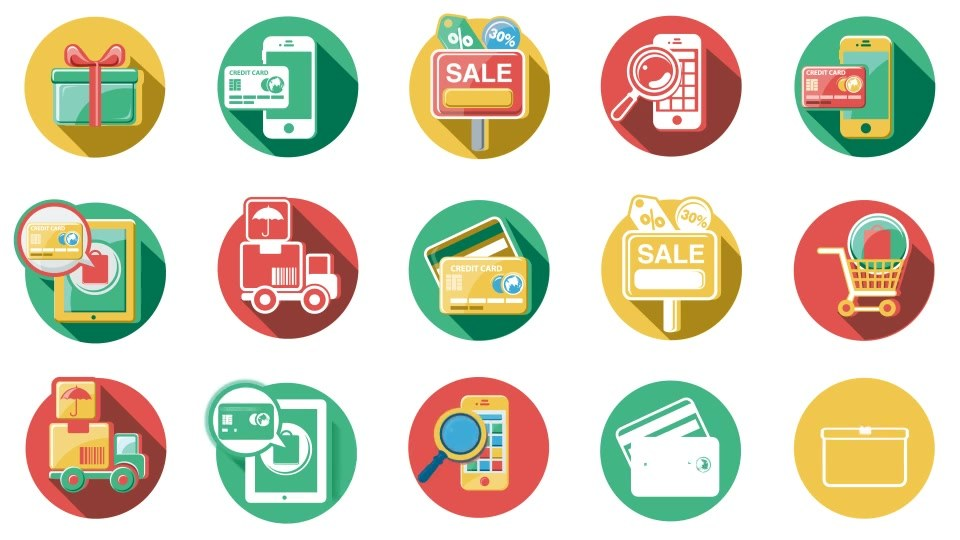 Business & Startup Flat Icons - Download Videohive 15992053