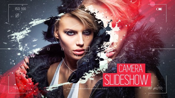 Camera Viewer Slideshow - Download Videohive 19415107