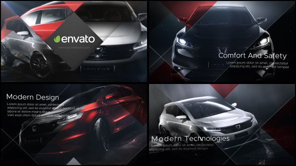 Car Dealer Promo - Download Videohive 18320129
