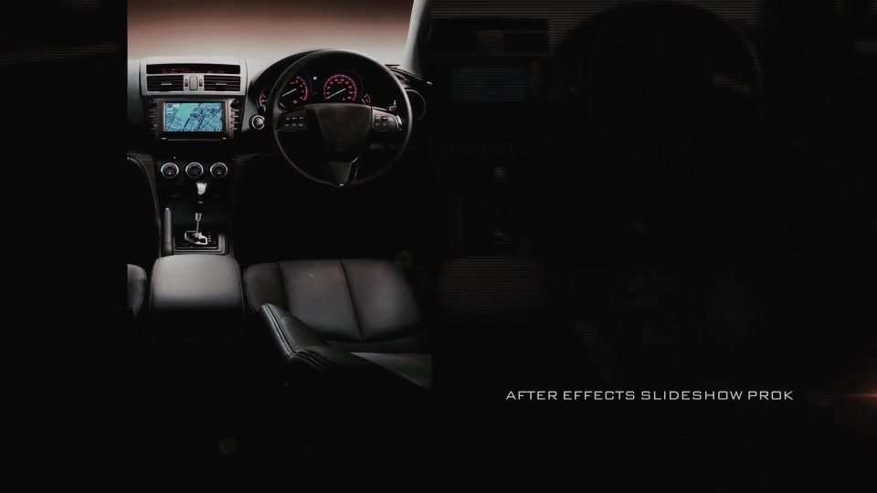 Car Slideshow - Download Videohive 9811496