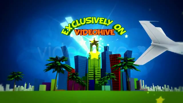 Cartoon Star City - Download Videohive 2337050