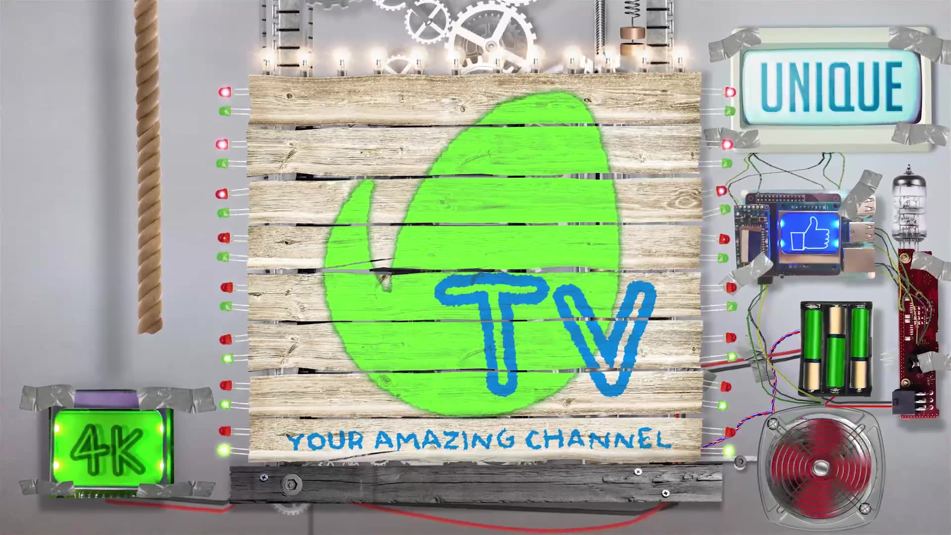 Channel Show Technology - Download Videohive 23030508