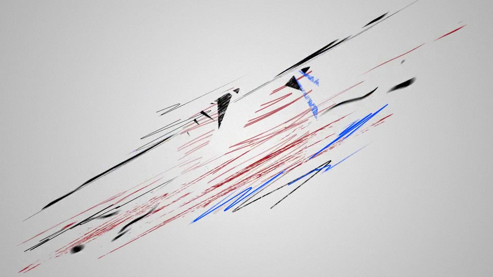Chaotic Drawing - Download Videohive 5436321