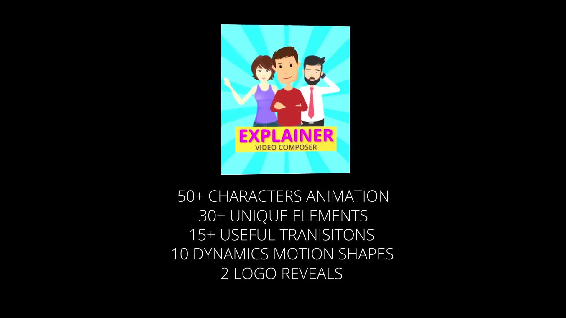 Character Animation Composer Explainer Video Toolkit - Download Videohive 17045232