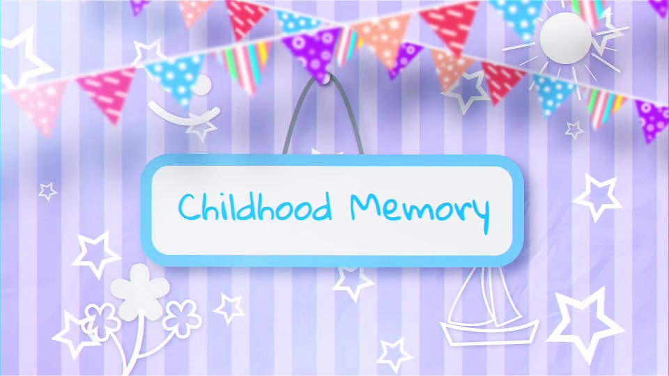 Childhood Memory - Download Videohive 21875004