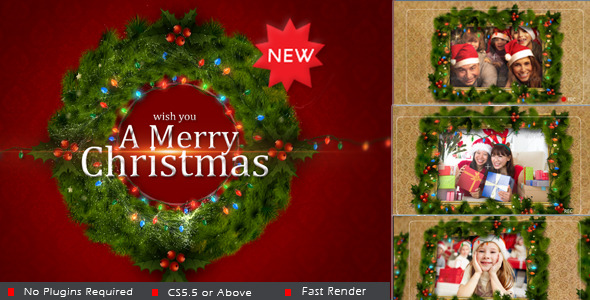 Christmas Album - Download Videohive 9726145