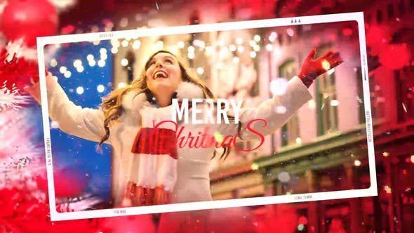 Christmas and New Year Story - Videohive Download 29414206