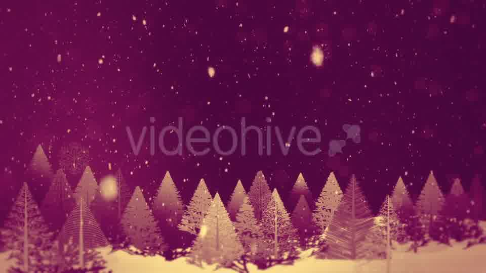 Christmas Background Vintage Colors - Download Videohive 14023769