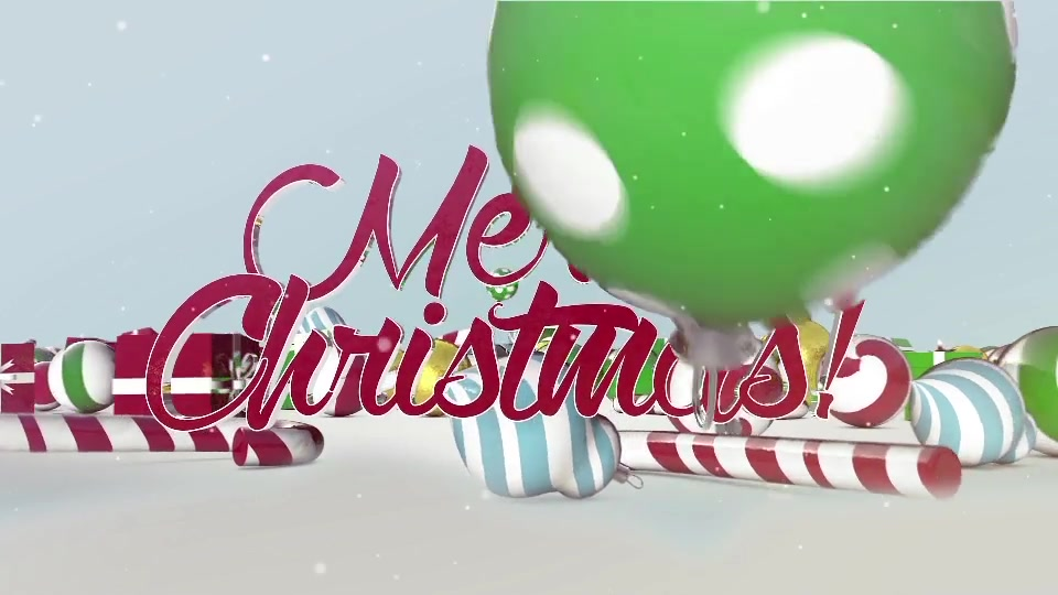 Christmas Card Package - Download Videohive 9614673