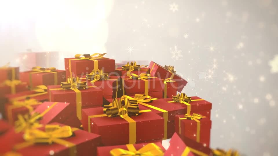 Christmas Gifts - Download Videohive 20963539