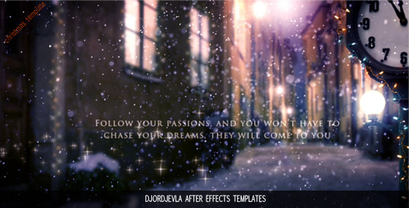 Christmas greeting holidays card 2015 download videohive 9369182 m4hsunfo