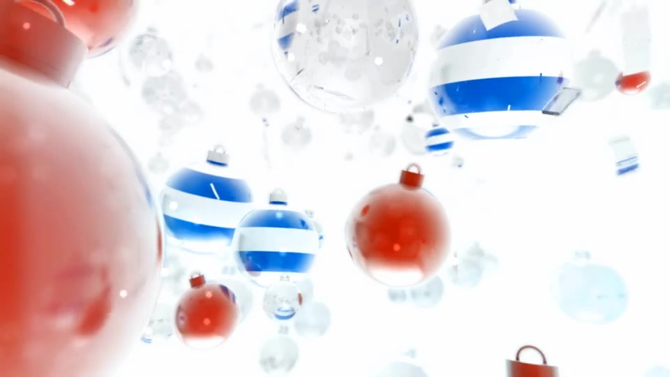 Christmas ID | 3D Opener - Download Videohive 13832811