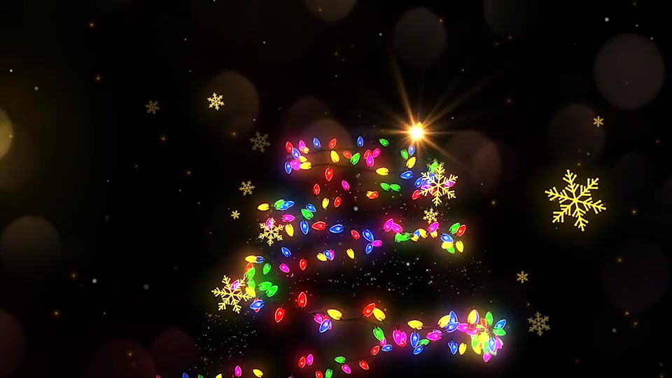 Christmas Lights Apple Motion - Download Videohive 22841620