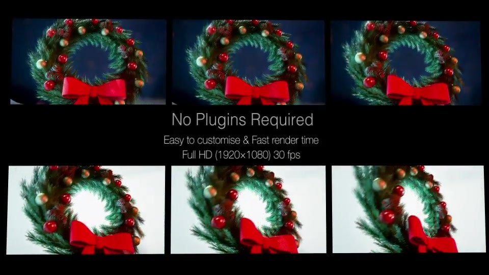 Christmas Magic Greetings - Download Videohive 19164805