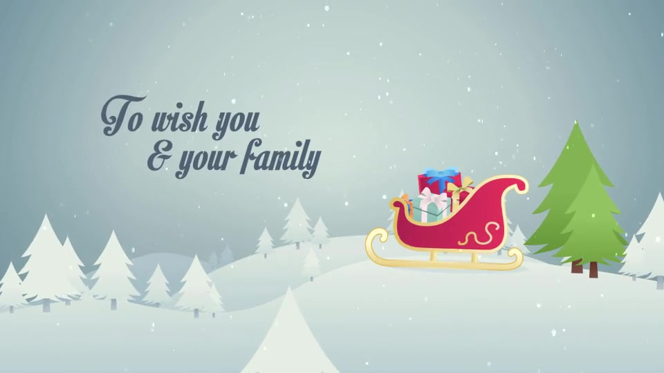 Christmas & New Year Opener - Download Videohive 9790304