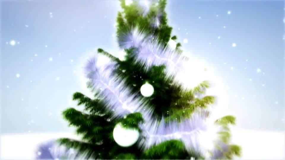 Christmas retro TV Videohive 806774 After Effects Image 1