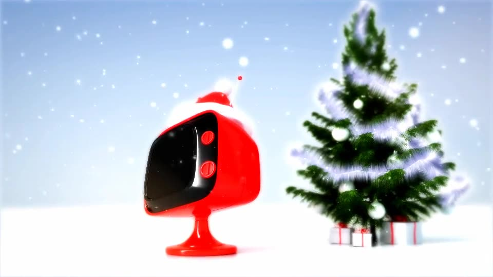 Christmas retro TV Videohive 806774 After Effects Image 2