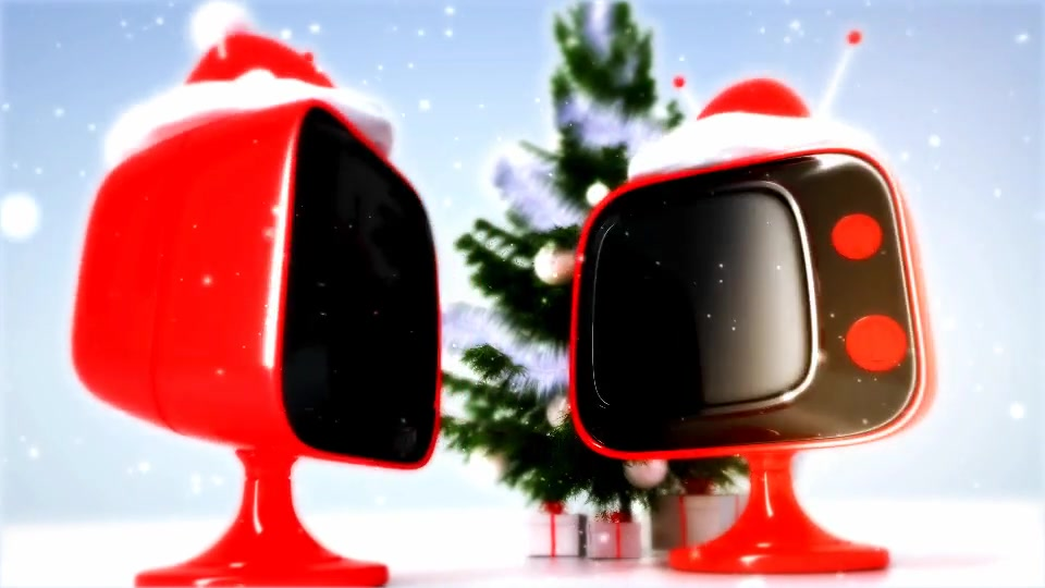 Christmas retro TV Videohive 806774 After Effects Image 6