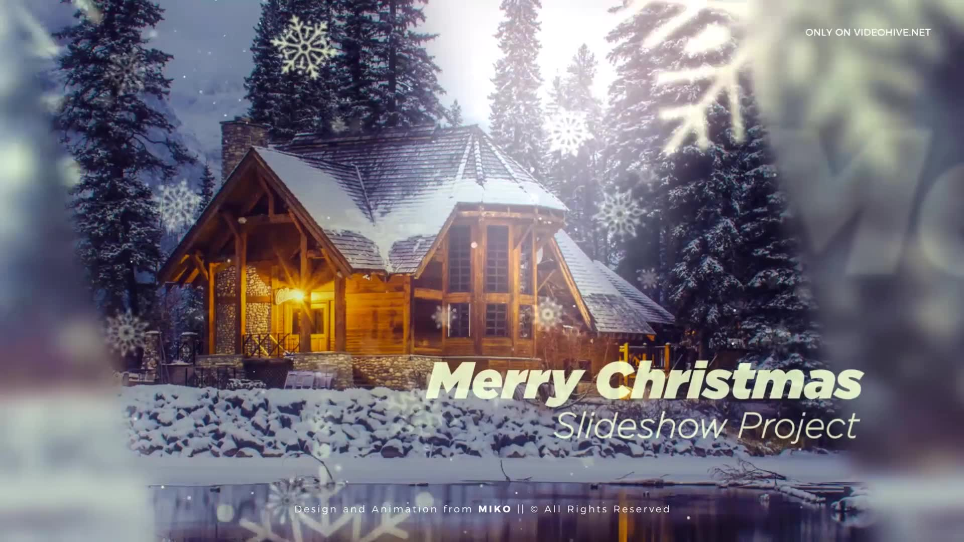 Christmas Slideshow Videohive 23008275 After Effects Image 2