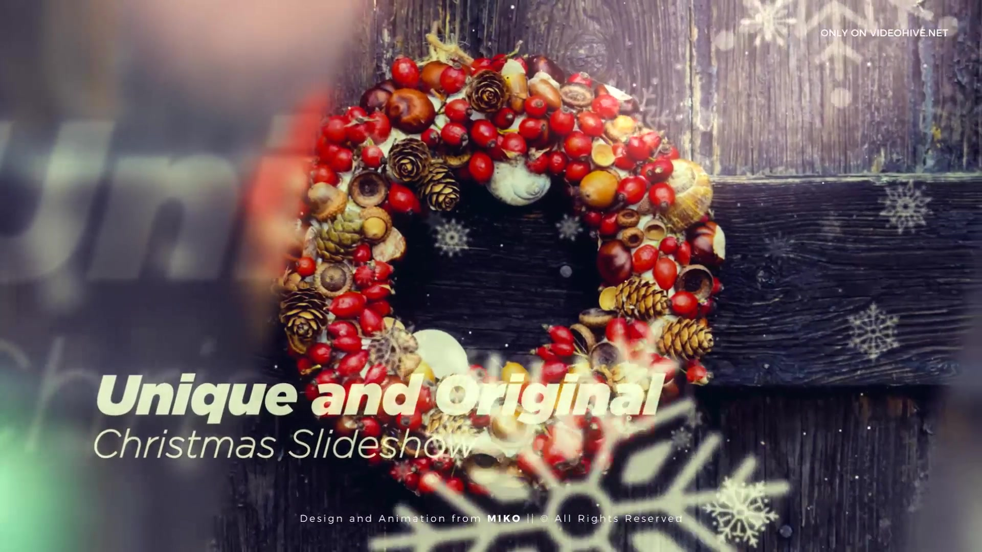 Christmas Slideshow Videohive 23008275 After Effects Image 4