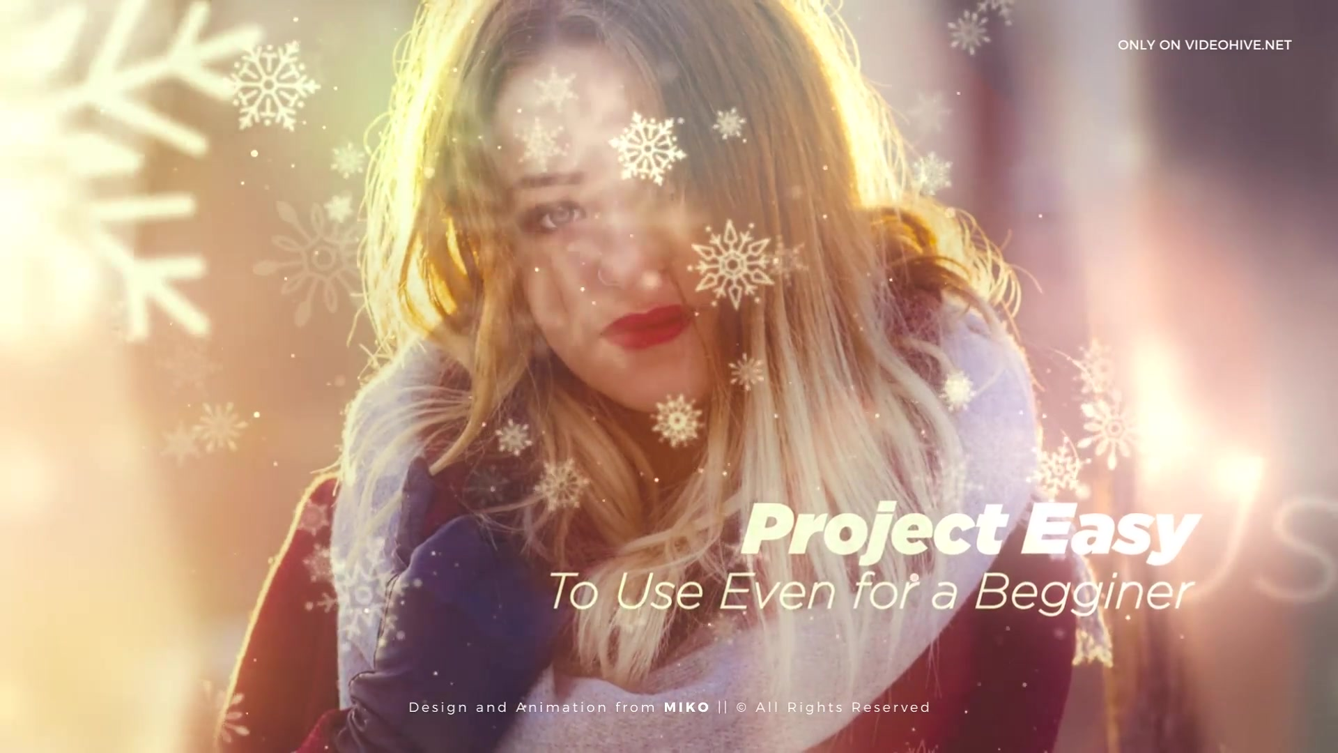 Christmas Slideshow Videohive 23008275 After Effects Image 5