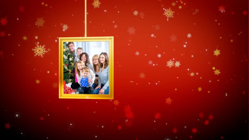 Christmas Tree Photos Opener Apple Motion - Download Videohive 20904230