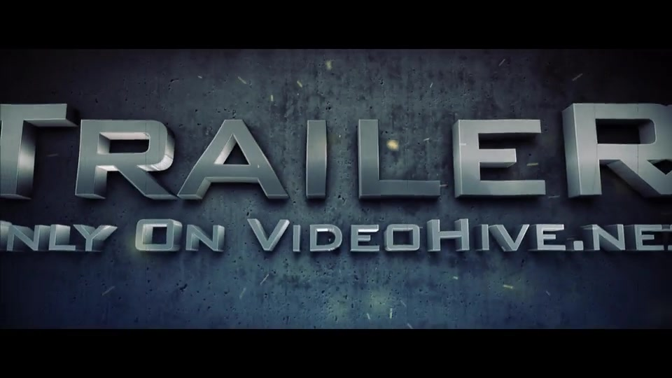 Cinematic Action Movie Trailer - Download Videohive 10983705