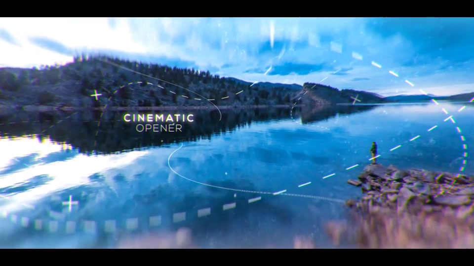 Cinematic Epic Parallax Opener and Slideshow - Download Videohive 19366683