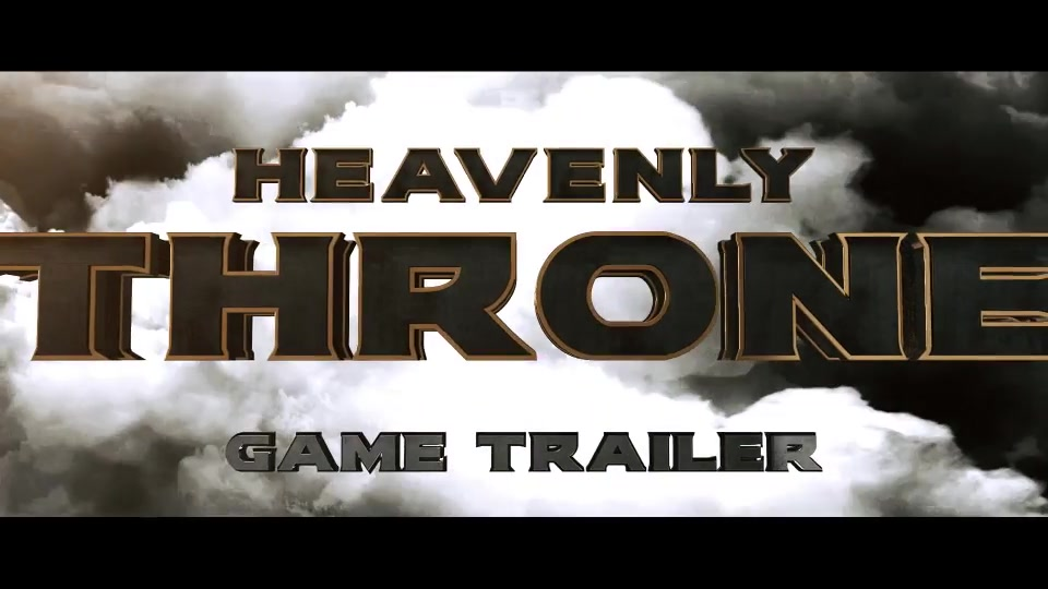 Cinematic Game Trailer - Download Videohive 21481506
