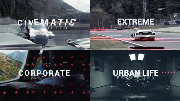 Cinematic Glitch Epic Trailer - Download Videohive 18531377