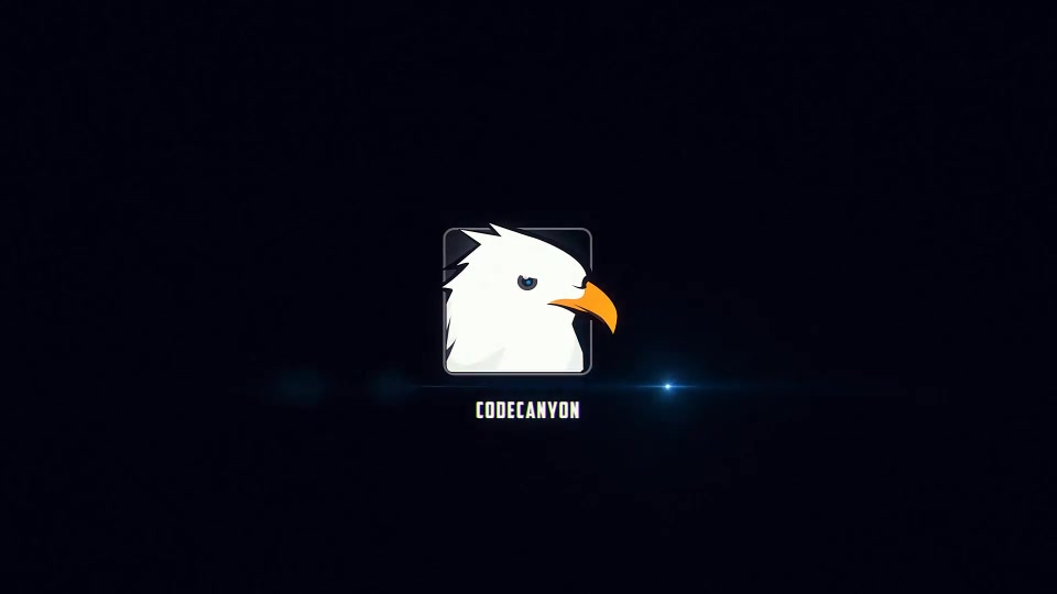 Cinematic Light Rays Logo - Download Videohive 19308449