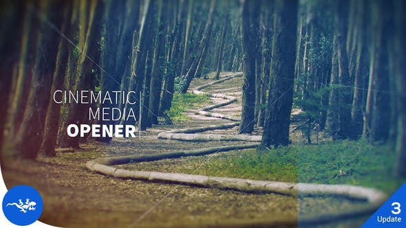Cinematic Media Opener - Download 12721833 Videohive