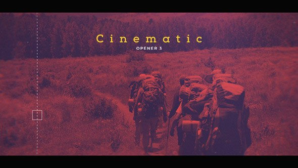 Cinematic Opener 3 - Download Videohive 19174986