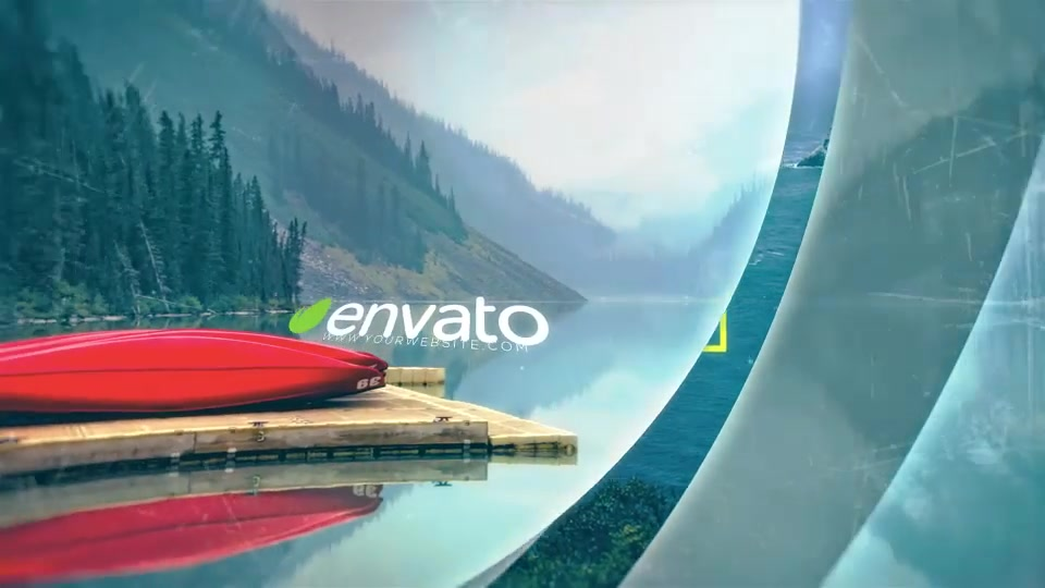 Cinematic Parallax Slideshow - Download Videohive 17262027