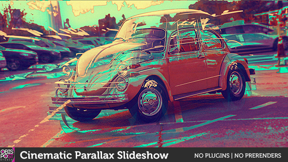 Cinematic Parallax Slideshow - Download Videohive 18048768