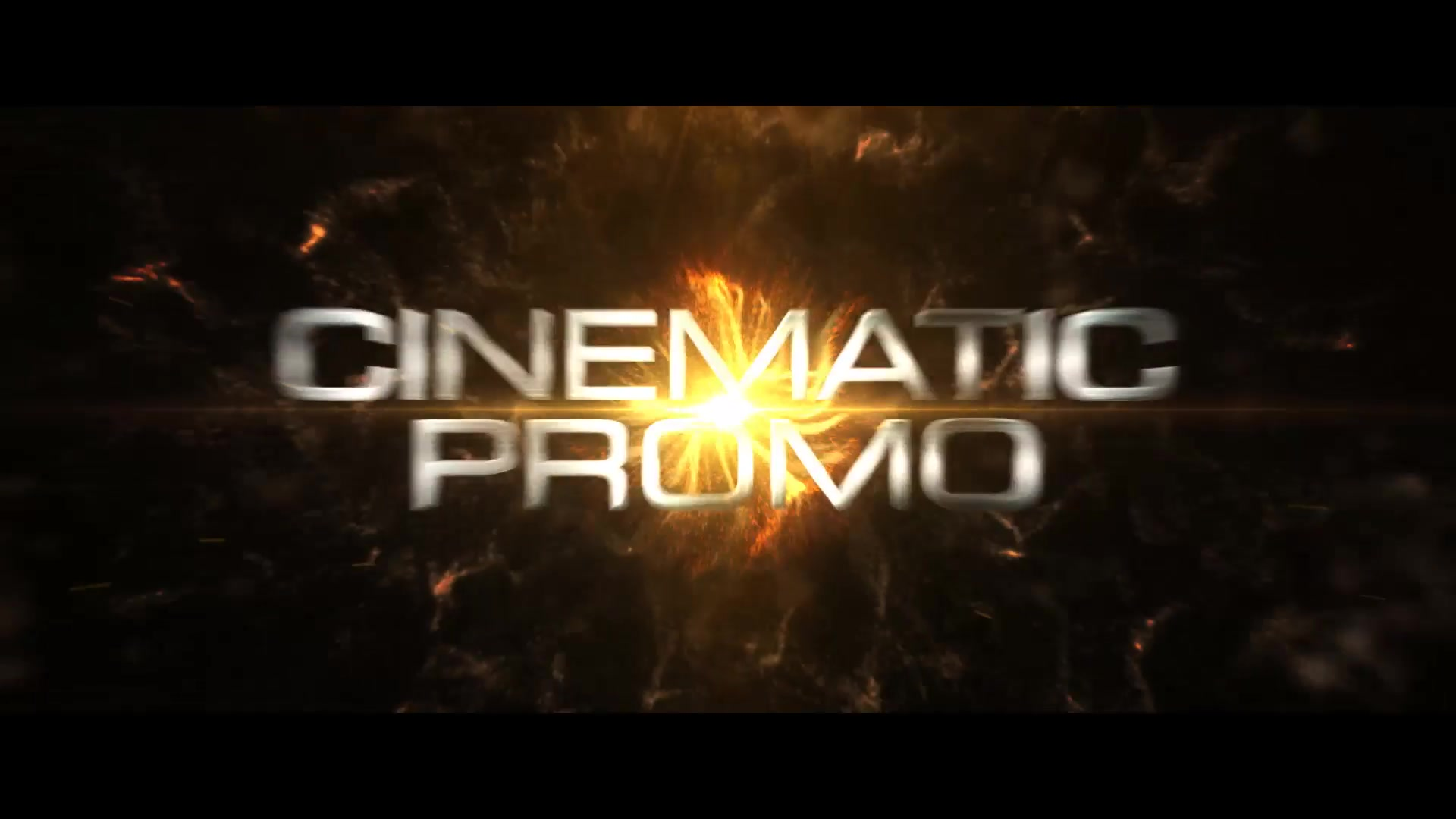 Cinematic Promo - Download Videohive 20537170