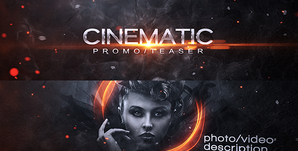 Cinematic Promo Teaser - Download Videohive 13746922