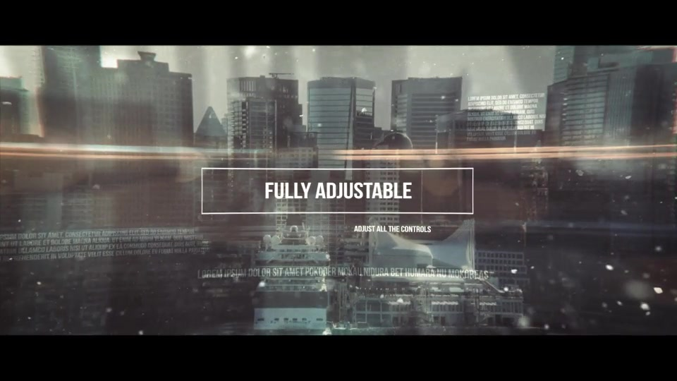 Cinematic Slideshow - Download Videohive 14447945