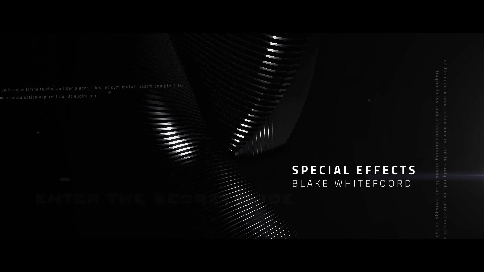 Cinematic Titles Dark World - Download Videohive 13868379